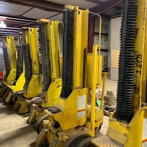 Locomotive Jacks FOR SALE